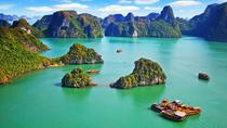 Halong Bay 3-Day Junk Boat Cruise, Hanoi