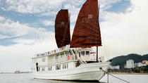 Halong Bay Overnight Junk Boat Cruise, Hanoi, Private Sightseeing Tours