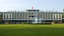 Ho Chi Minh City Sightseeing Tour with Saigon River Speedboat Cruise, Ho Chi Minh City, Walking ...