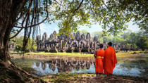 Private Tour: 3-Night Angkor Temples and Tonle Sap Lake by Tuk-Tuk, Siem Reap