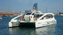 Port Vell and Barcelona Skyline Catamaran Cruise, Barcelona, Sailing Trips