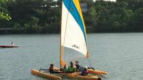 Hobie Adventure Island Rental on Lake Travis in Austin, Austin, Self-guided Tours & Rentals