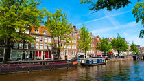 Hop-on-Hop-off-Kanaltour in Amsterdam, Amsterdam, Day Cruises