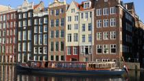 Luxury Dinner Cruise by Saloon Vessel in Amsterdam Including Drinks, Amsterdam, Dinner Cruises