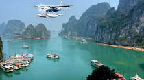 Overnight Halong Bay L'Azalee Cruise Including Seaplane Transfer from Hanoi, Hanoi