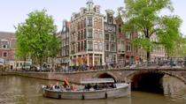 Amsterdam Canal Cruise by Small Open Boat, Amsterdam, Hop-on Hop-off Tours