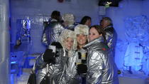 Amsterdam's Icebar Xtracold with Optional Canal Cruise, Amsterdam