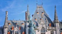 Amsterdam Super Saver: Bruges Day Trip plus Zaanse Schans Windmills, Marken and Volendam Half-Day ...