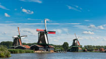 Amsterdam Super Saver: City Walking Tour plus Zaanse Schans Windmills, Marken and Volendam Half-Day ...