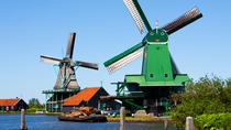 Amsterdam Super Saver: Zaanse Schans Windmills, Delft, The Hague and Madurodam Day Trip, Amsterdam, ...