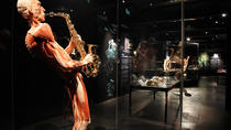 Body Worlds Amsterdam Entrance Ticket with Optional Canal Cruise, Amsterdam, Museum Tickets & Passes
