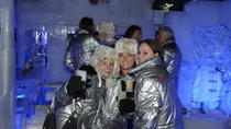 Croisière sur les canaux d'Amsterdam avec Xtracold Icebar, Amsterdam, Day Cruises
