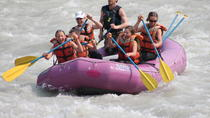 Athabasca River Canyon Morning Run, Jasper, White Water Rafting & Float Trips