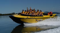 Airlie Beach Jet Boat Thrill Ride, The Whitsundays & Hamilton Island, Jet Boats & Speed Boats