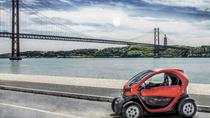 2-Seater Electric Car Rental with GPS-guided Tours in Lisbon, Lisbon, Self-guided Tours & Rentals