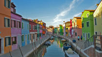 Explore the Venetian Lagoon: Murano, Burano and Torcello Islands Half-Day Tour, Venice, Sailing ...