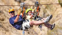 Monster Ziplines Adventure in Los Cabos, Los Cabos, Ziplines