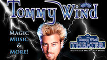 Tommy Wind Magic Show, Las Vegas, Family-friendly Shows