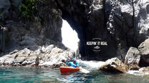 Private Sapphire Beach Snorkel Adventure in St Thomas, Dominica, Stand Up Paddleboarding