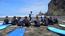 Learn to Surf at Piha Beach from Auckland, Auckland