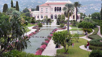 Private Tour: 5-Hour Sightseeing tour to Eze, Villa Ephrussi-de-Rothschild and Kérylos Greek ...