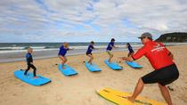 Fingal Head Learn to Surf Day Trip from the Gold Coast or Byron Bay, Gold Coast, Surfing & ...