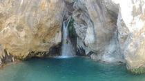 Canyoning in Andalucia: Rio Verde Canyon, Andalucia, Climbing