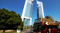 Big Bus Dubai Hop-On Hop-Off Tour, Dubai, Private Sightseeing Tours