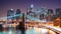 New York bei Nacht, New York City, Bus & Minivan Tours