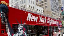 New York City 3-Day Hop-On Hop-off Bus Tour and Attractions Pass, New York City, Hop-on Hop-off...