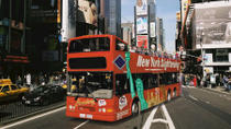 New York Hop-On Hop-Off Tour including Statue of Liberty Ferry Ticket, New York City, Hop-on ...