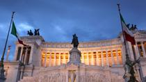 Small-Group Rome Night Tour by Minibus with Aperitivo, Rome, City Tours