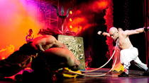 Beijing Evening KungFu Show In Red Theater With Private Transfer, Beijing, null