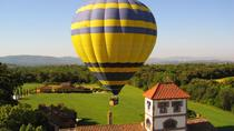 Hot Air Balloon Flight over Catalonia, Barcelona, null