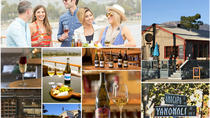 Funk Zone Uncorked Tour Package, Santa Barbara, Wine Tasting & Winery Tours