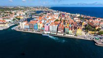 Private Curacao Helicopter Tour of Willemstad, Curacao