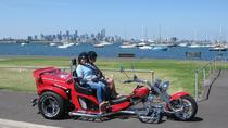 Trike Tour of Melbourne's West Gate and Williamstown for Two, Melbourne, Motorcycle Tours