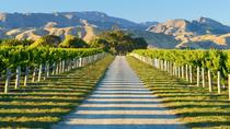 Full-Day Marlborough Wine Tour Including Wine Tasting, Blenheim, Wine Tasting & Winery Tours