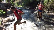 Private Day Tour: Waterfalls of Santiago Hike, Santiago, Private Sightseeing Tours