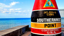 Key West Day Trip from Miami with a FREE South Beach Bike Rental, Key West