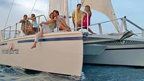 Grand Cayman Sunset Catamaran Sail, Cayman Islands, Bus & Minivan Tours