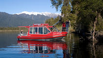 Lake Mapourika Scenic Cruise from Franz Joseph, South Island, Day Cruises