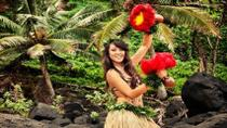 Lava Legends and Legacies Luau on the Big Island, Big Island of Hawaii, Parasailing & Paragliding
