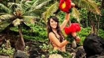 Traditionelles Luau-Fest auf Hawaii, Big Island of Hawaii, Dinner Theater