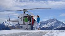 25-Minute Helicopter Tour Including Snow Landing from Wanaka, Wanaka, Helicopter Tours