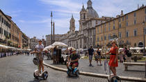 3-Hour Segway-Ninebot Tour: Squares and Fountains of Rome, Rome, Segway Tours