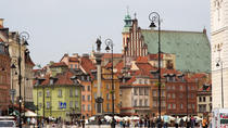Warsaw Sightseeing Tour with English Speaking Guide, Warsaw, Hop-on Hop-off Tours