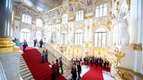 Guided Walking Tour of the Hermitage Museum in Saint Petersburg, St Petersburg, Cultural Tours