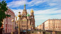 Saint Petersburg City Tour in One Day, St Petersburg, Walking Tours