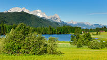 Ettal Monastery and Zugspitze Day Tour from Munich, Munich, Day Trips